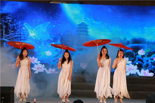 安吉县实验初中:激扬青春 共享成功