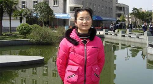 语文教研组组长——赵琦
