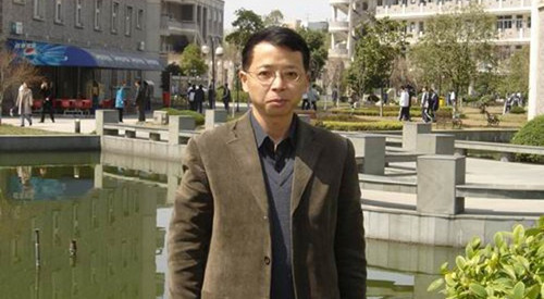 物理教研组组长——王扬波