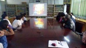 江山市城南小学举行后勤员工消防专题培训