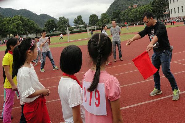 运动会也是德育课堂