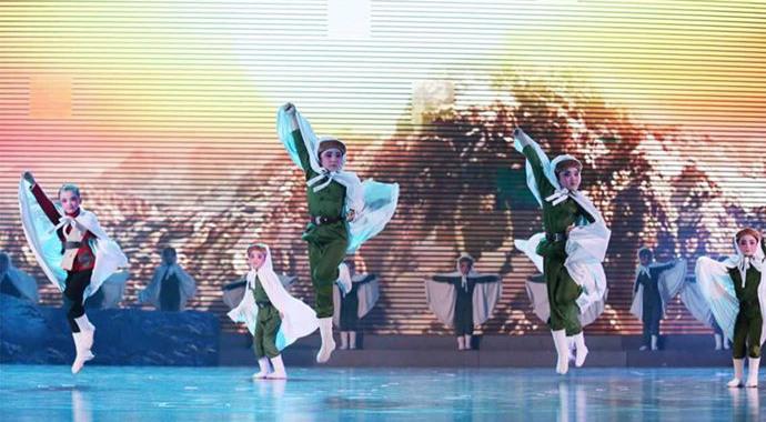 水南小学:我们的婺剧又登上央视啦!