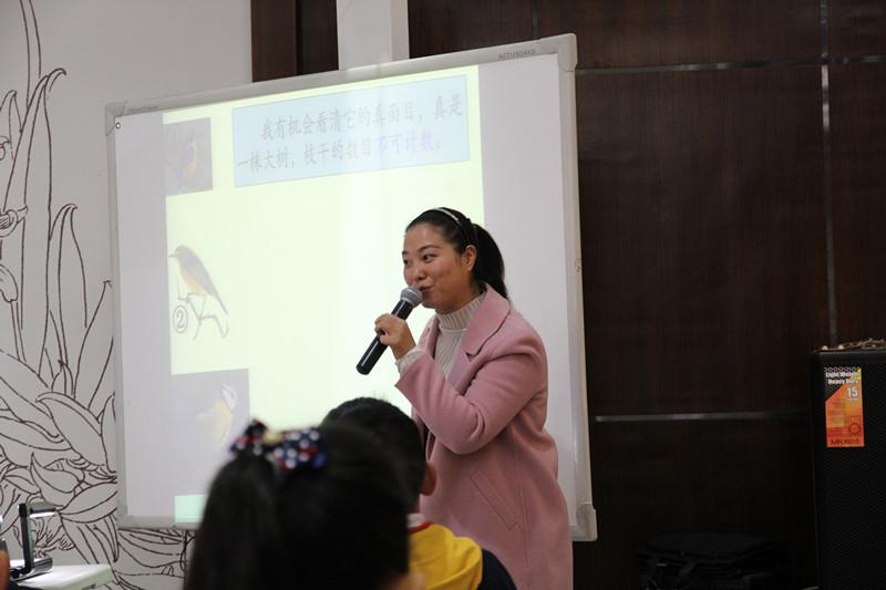 双联提升工程,让小城老师走向杭城大讲台!