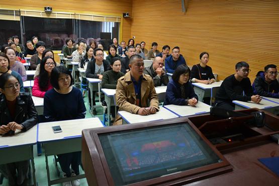 云和县实验小学组织全体党员教师收看十九大开幕式