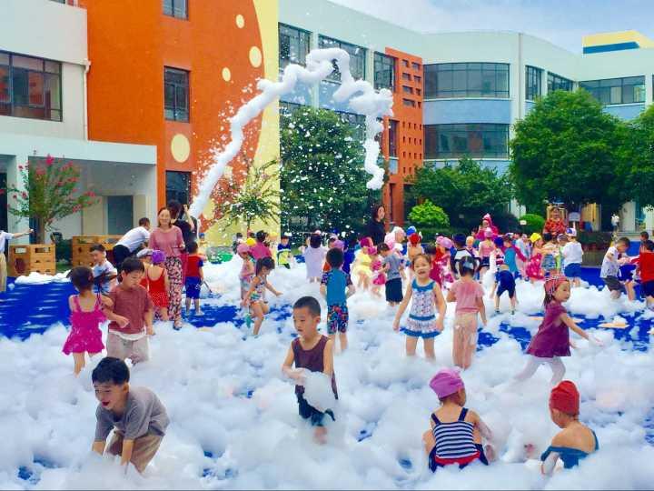 仙湖幼儿园:最美开学季  欢乐迎萌娃