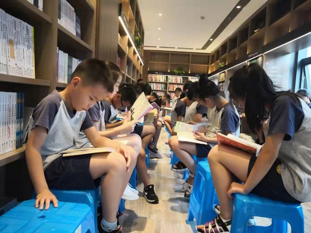 2019七彩夏令营:开启浸润式阅读之旅