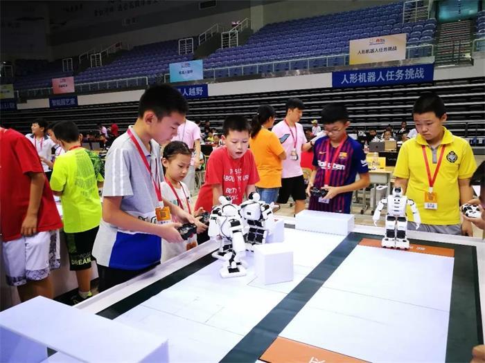 诸暨创客选手夺得第十七届全国中小学信息技术创新与实践大赛5组一等奖