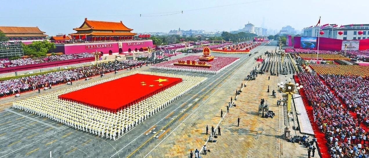 """<b>告诉孩子:这场国之大典,给14亿中国人上了""""三堂课""""</b>"""