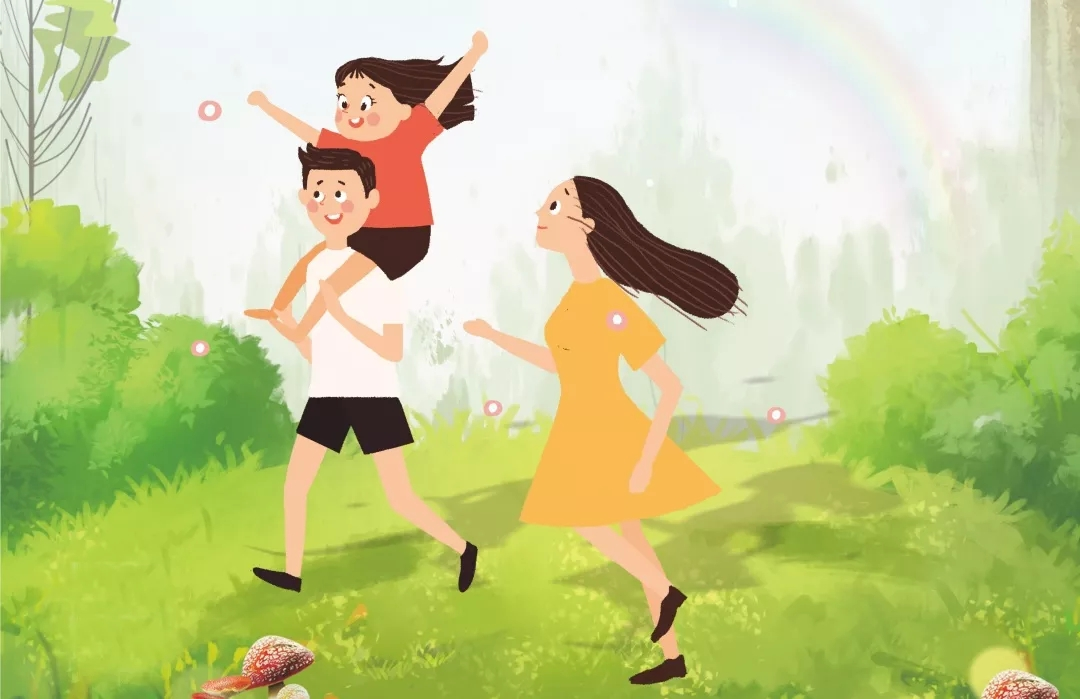 <b>真正爱孩子的父母,懂得有原则地约束,而不是无条件的纵容!</b>
