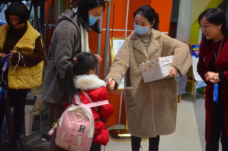 杭州和家园幼:春之季 以爱之名 齐迎新