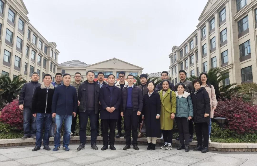 让更多的孩子享受优质教育——热诚小学教育集团赴杭州求是教育集团学习集团